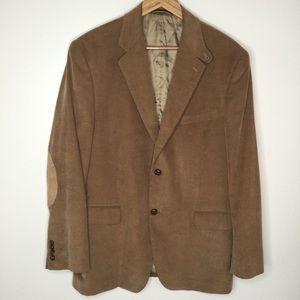 LAUREN Ralph Lauren Corduroy Sport Coat Tan 42R